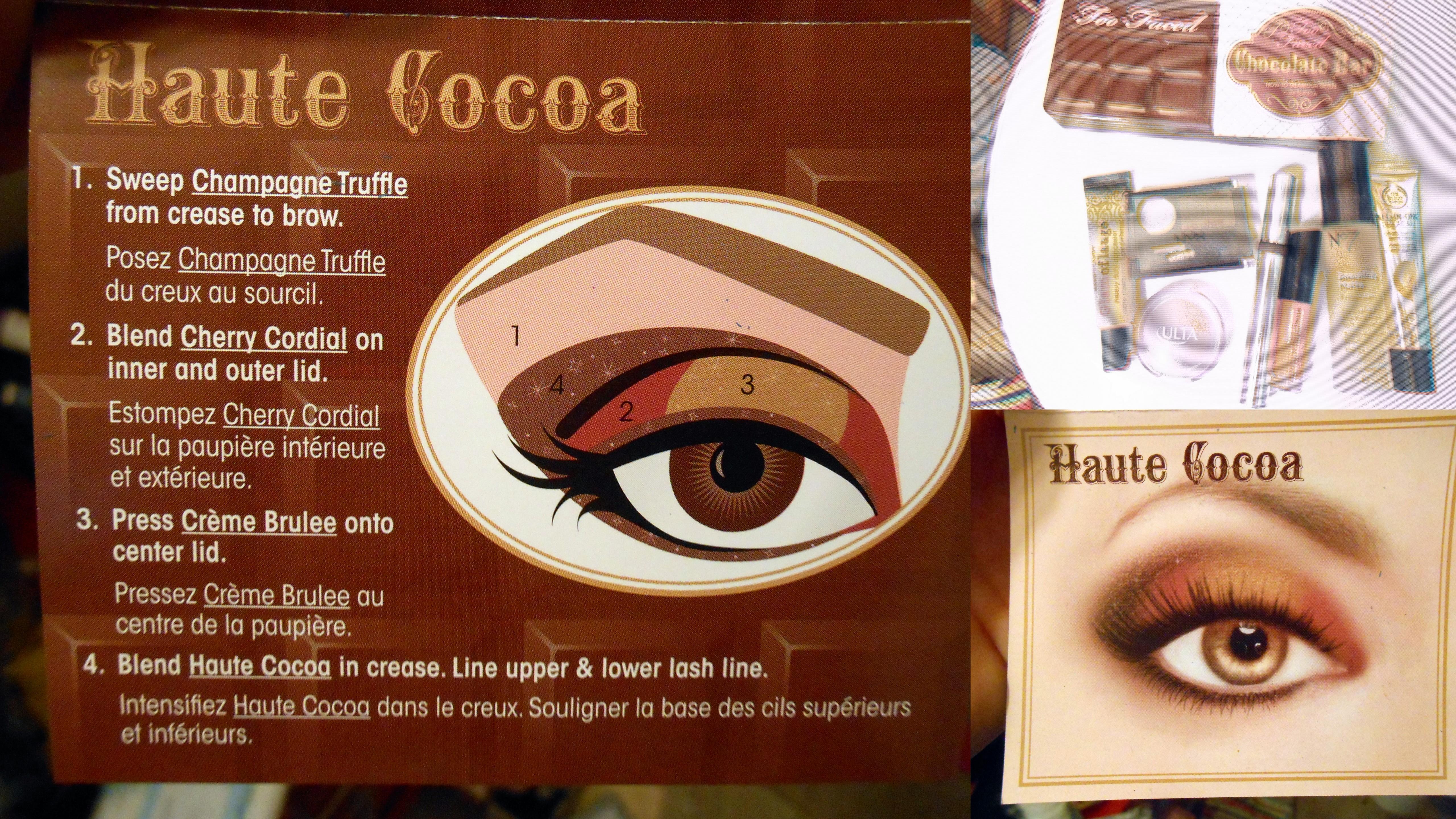 Too faced chocolate bar palette the keri confessionals image baditri Images